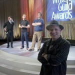Writer's Guild Awards, Spencer Green & I wrote a song.